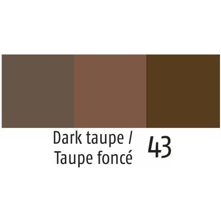 Servet Sander Basics Loft 40x40cm, protectie anti-pata, 43 Dark taupe
