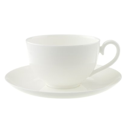 Ceasca si farfuriuta cappuccino Villeroy & Boch Royal 0.40 litri