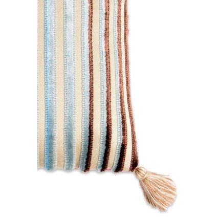 Perna decorativa Missoni Jacaranda 30x30cm, culoare T59 Beige