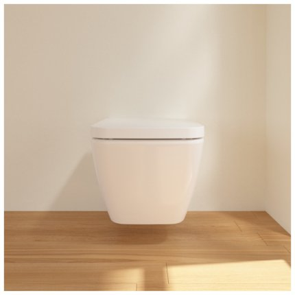 Vas WC suspendat Villeroy & Boch Finion 56x37cm, DirectFlush, Alb Alpin