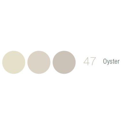 Fata de masa rotunda Sander Jacquards Club d165cm, protectie anti-pata, 47 oyster