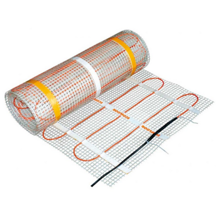 Kit covoras Ecofloor + termostat digital TFT pentru suprafata de 5,1 mp