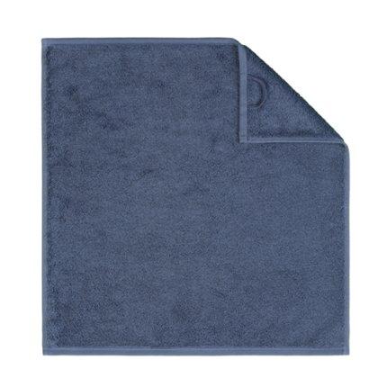 Prosop de bucatarie Cawo Cuisine Solid Uni 50x50cm, 111 albastru inchis
