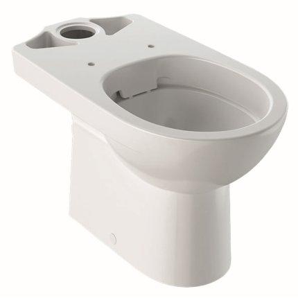 Vas wc pe pardoseala Geberit Selnova Rimfree