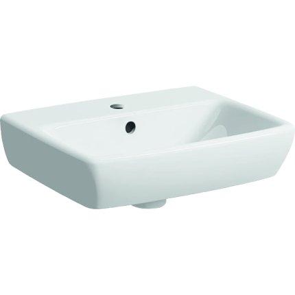Lavoar Geberit Selnova Square 45cm, alb