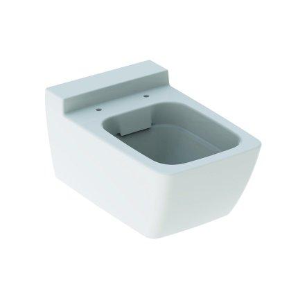 Vas WC suspendat Geberit Xeno2 Rimfree 54cm, KeraTect alb