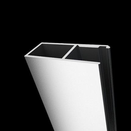 Profil de extensie tip U Radaway Carena 2cm