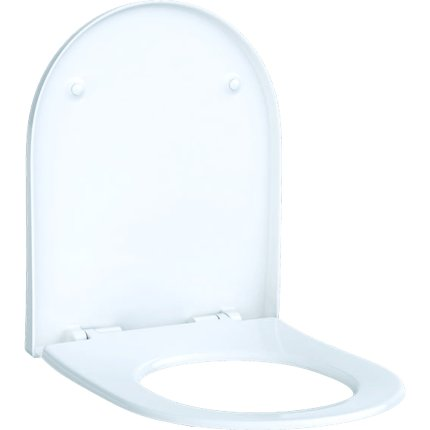 Capac WC Geberit Acanto alb