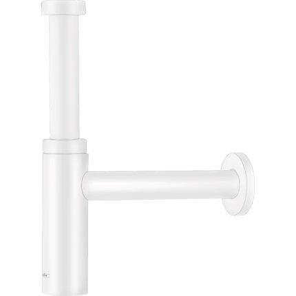 Sifon lavoar Design Plus Hansgrohe Flowstar S, alb mat