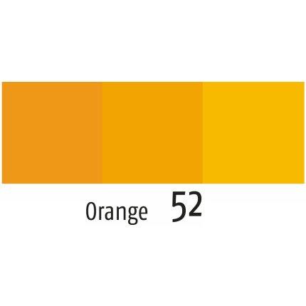 Fata de masa Sander Basics Loft 135x170cm, protectie anti-pata, 52 orange