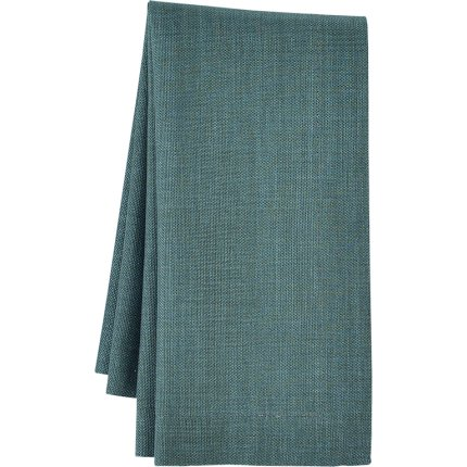Fata de masa ovala Sander Basics Loft 150x200cm, protectie anti-pata, 58 verde pin