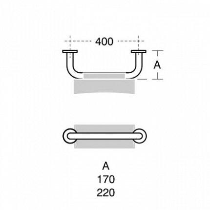 Suport lombar Ideal Standard Contour 21