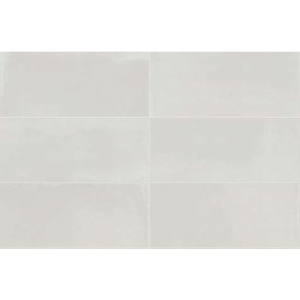 Faianta Iris Calx 20x45.7cm, 6.5mm, Bianco