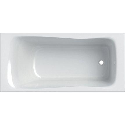 Cada baie rectangulara Geberit Selnova 150x70cm cu picioare incluse, acril