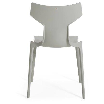 Scaun Kartell Re-Chair design Antonio Citterio, gri