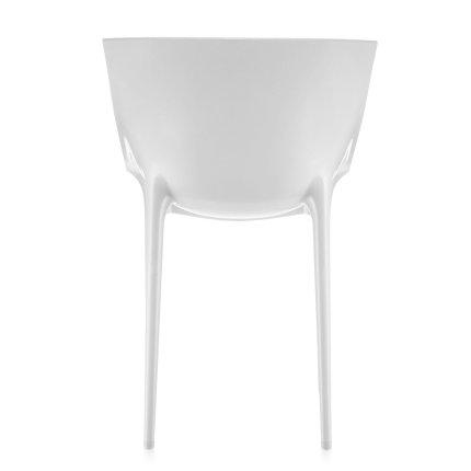 Scaun Kartell Dr. Yes design Philippe Starck & Eugeni Quitllet, alb
