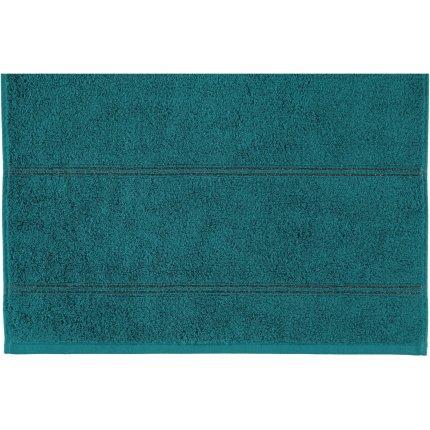 Prosop baie Cawo Carat Allover 50x100cm, 401 smarald