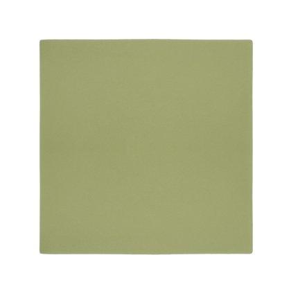 Masuta Kartell Bubble, design Philippe Starck,51.5x51.5cm, hx41.5cm, verde
