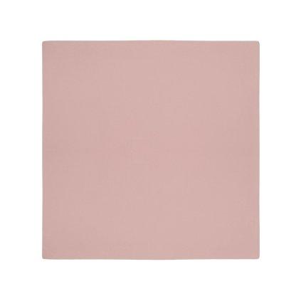 Masuta Kartell Bubble, design Philippe Starck,51.5x51.5cm, hx41.5cm, cipria