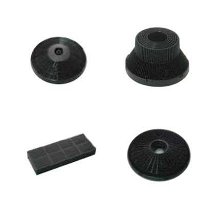 Filtru carbune activ Teka 61801238 pentru hota C 6420, 20cm