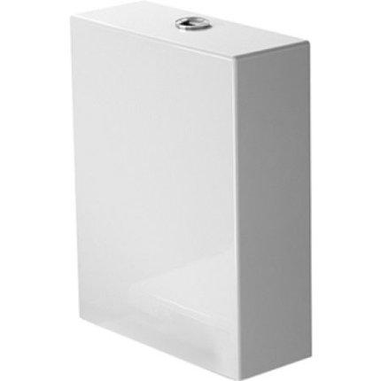 Rezervor WC Duravit Stark 2 370x145mm 6/3 litri