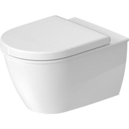 Vas WC suspendat Duravit Darling New Rimless Hygiene Glaze