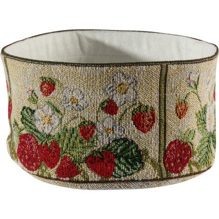 Cos pentru paine Sander Gobelins Sweet Berry 10x18cm, 40 natur
