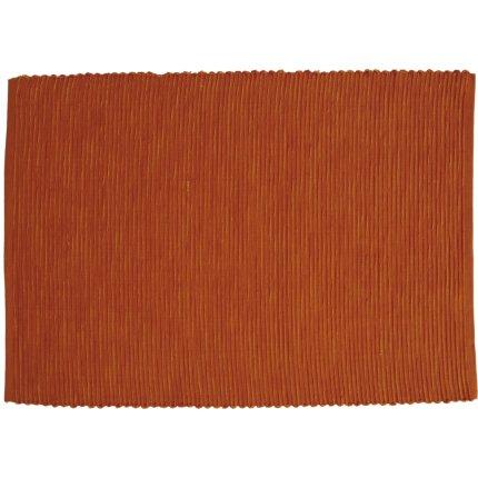 Suport farfurii Sander Basics Breeze 35x50cm, bumbac 100%, 22 portocaliu