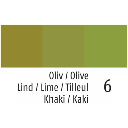Pled Sander Fellini 140x170cm, 6 oliv