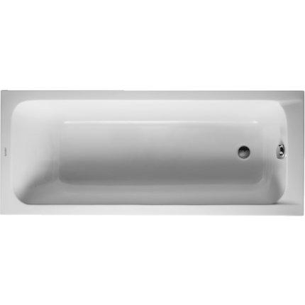 Cada Duravit D-Code 1700x700mm, acryl