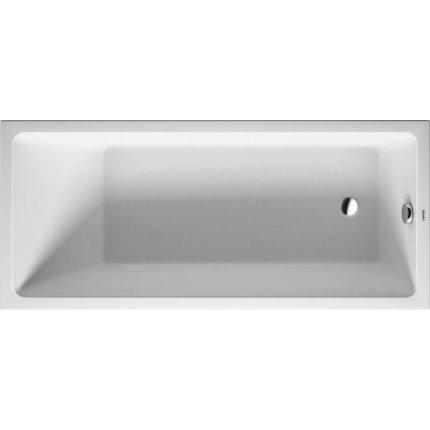 Cada baie rectangulara Duravit Vero Air 170x75cm, acril, incastrabila