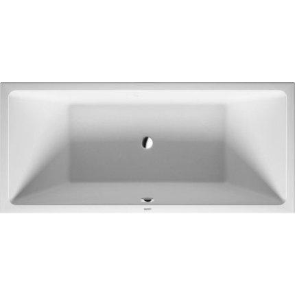 Cada baie rectangulara Duravit Vero Air 180x80cm, acril, incastrabila