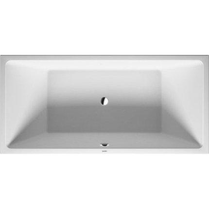 Cada baie rectangulara Duravit Vero Air 190x90cm, acril, incastrabila