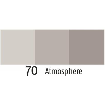 Napron Sander Embroidery X-Mas Leaves 20x80cm, 70 Atmosphere