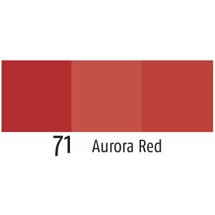Fata de masa Sander Garden Atmosphere 140x200cm, protectie anti-pata, 71 rosu aurora