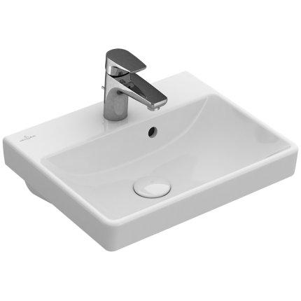 Lavoar Villeroy & Boch Avento 45x37cm, alb