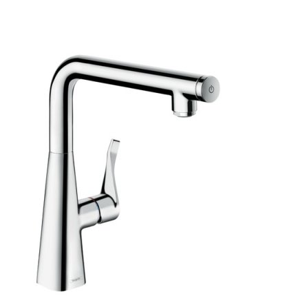 Baterie bucatarie Hansgrohe M712-H260, ComfortZone 260, crom
