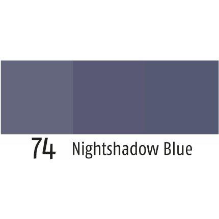 Napron Sander Jacquard Aurora 50x140cm, 74 vintage blue