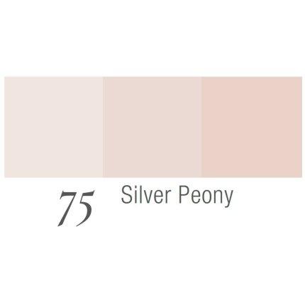 Pled Sander Fellini 140x170cm, 75 silver peony