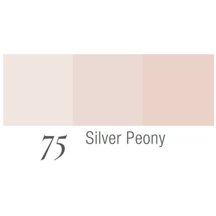 Husa perna Sander Fellini 50x50cm, 75 silver peony