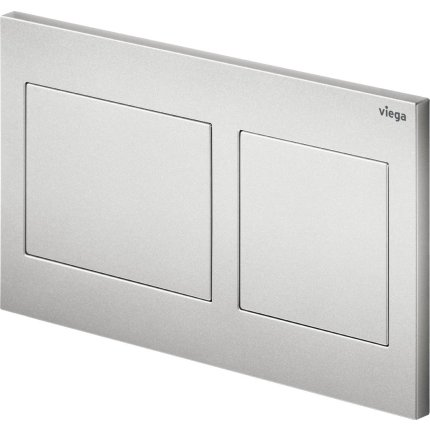 Clapeta actionare Viega Visign for Style 21, crom mat