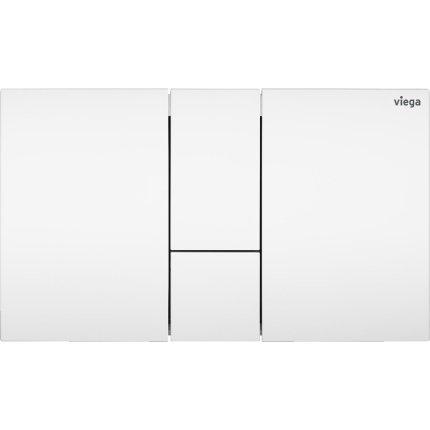 Clapeta actionare Viega Visign for Style 24, alb alpin