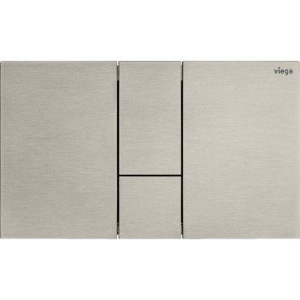 Clapeta actionare Viega Visign for Style 24, inox periat