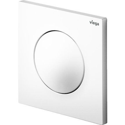 Clapeta actionare urinal Viega Visign for Style 20, alb alpin