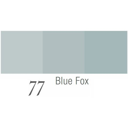 Napron Sander Prints Valentine 40x100cm, 77 blue fox