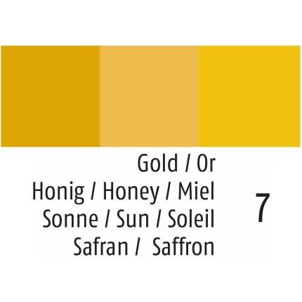 Husa perna Sander Fellini 50x50cm, 7 gold