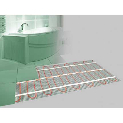 Kit covoras Ecofloor + termostat digital TFT pentru suprafata de 7,6 mp