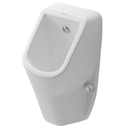 Urinal Duravit D-Code cu alimentare prin spate