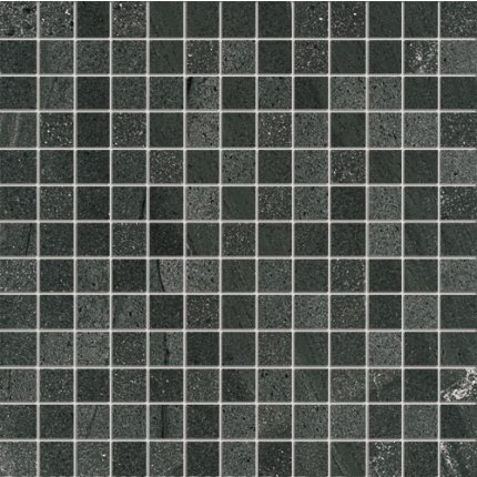 Mozaic Iris Pietra di Basalto 3x3, 30x30cm, Nero