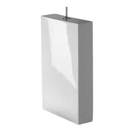 Rezervor vas wc Duravit Starck 1, alb